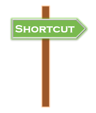 Shortcut key in SAP