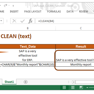 picture regarding Non Printable Characters identify New aspect inside MS Excel in direction of take out non-printable